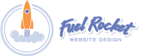 Fuel Rocket Logo